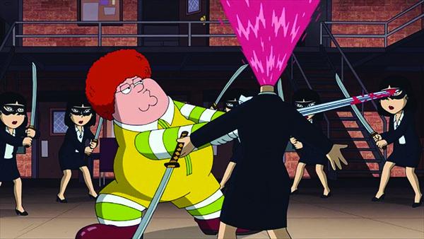 """Family Guy """"Three Directors"""""""