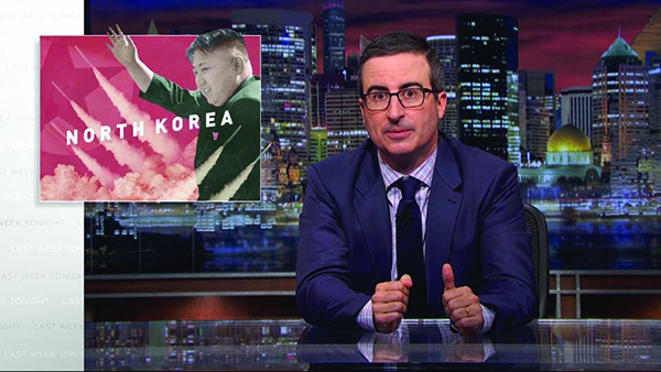 "Last Week Tonight With John Oliver ""Episode 421"""